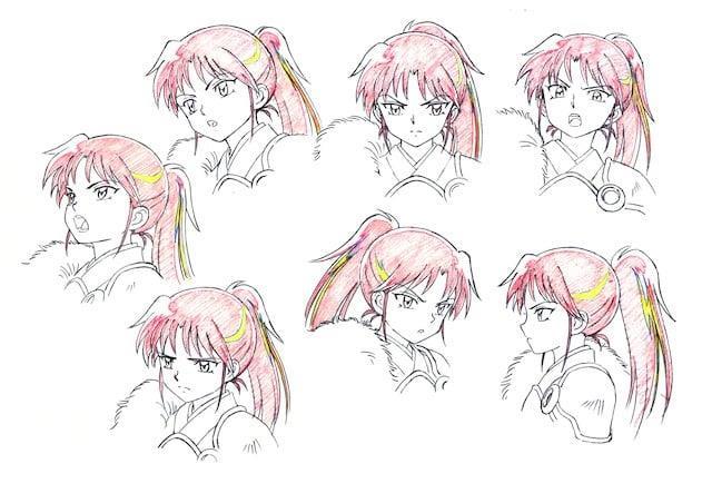 Setsuna ha un carattere più altero di Towa, che la fa somigliare di più al padre