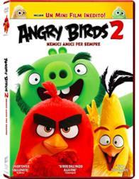 Angry Birds 2 - Nemici amici per sempre  (DVD)