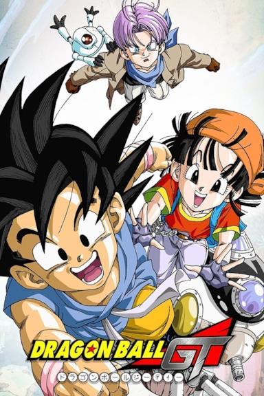 Poster Dragon Ball GT