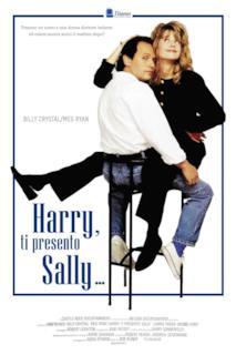 Poster Harry ti presento Sally...