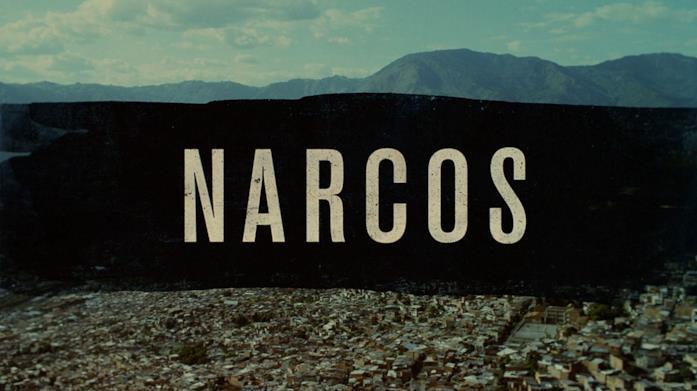 Il logo di Narcos