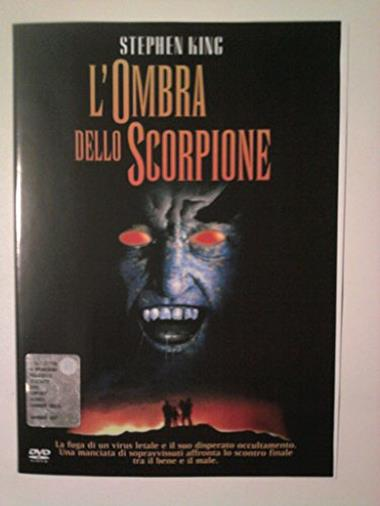 """L'Ombra Dello Scorpione"" (""The Stand"") (Usa,1994) - Special Edition (2 dvd)"