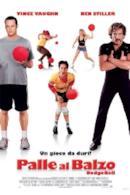 Poster Palle al balzo - Dodgeball
