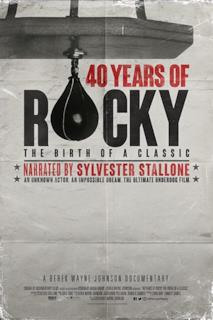 Poster 40 Years of Rocky: The Birth of a Classic