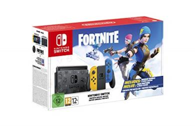 Nintendo Switch - Edizione Speciale Fortnite