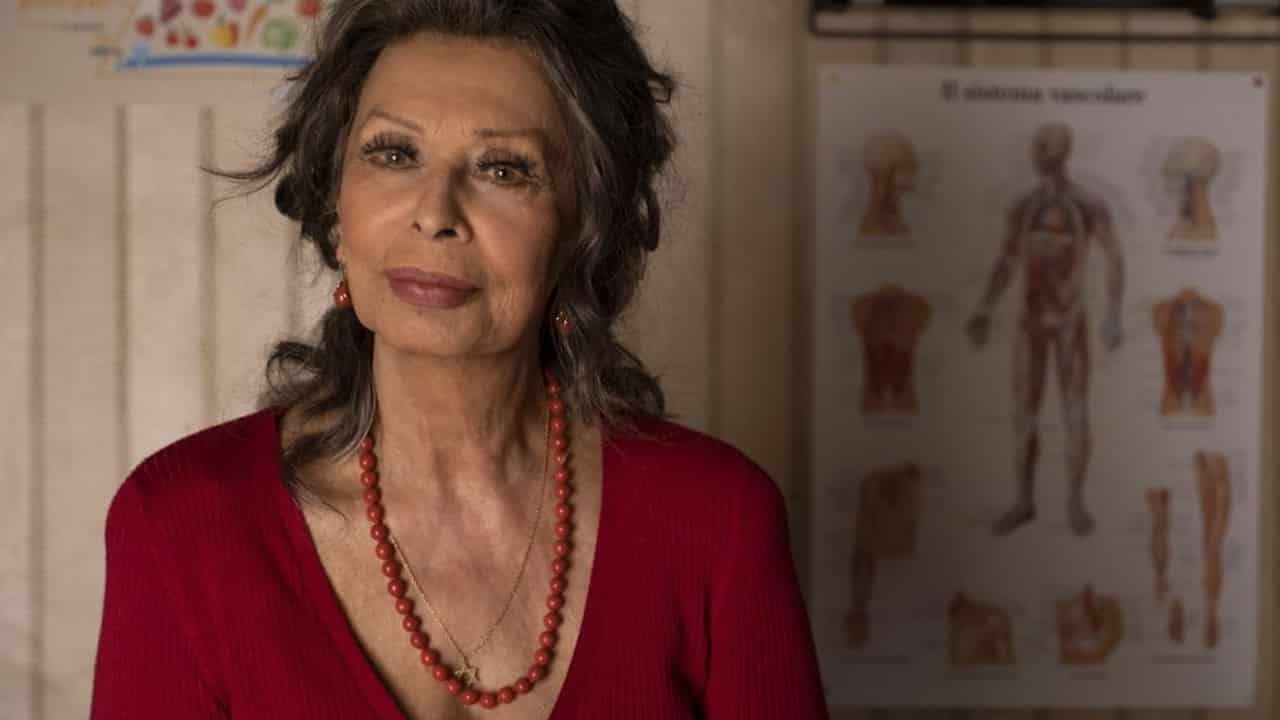 La vita davanti a sé: il trailer del ritorno al cinema di Sophia Loren