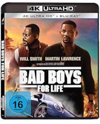 Bad Boys for Life  (4K Ultra HD) (+ Blu-ray 2D)