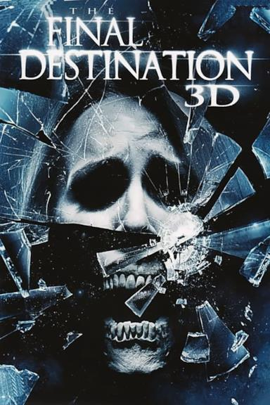 Poster The Final Destination 3D