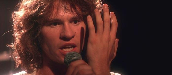 Val Kilmer è Jim Morrison in The Doors