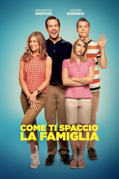 Poster Come ti spaccio la famiglia