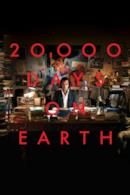Poster 20,000 Days on Earth