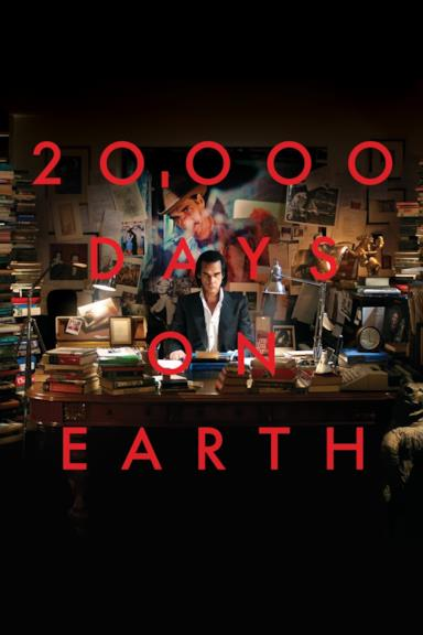 Poster 20.000 Days on Earth