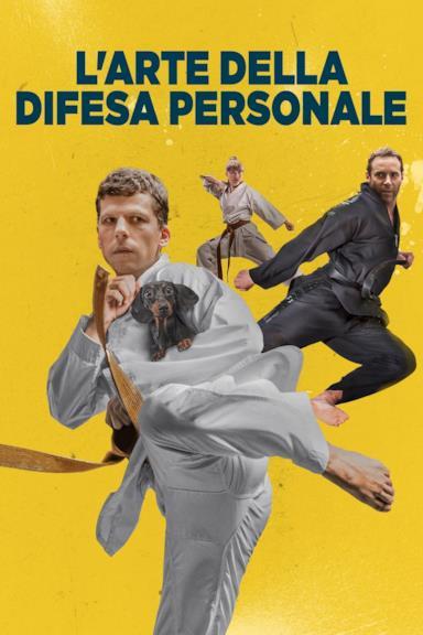 Poster L'arte della difesa personale