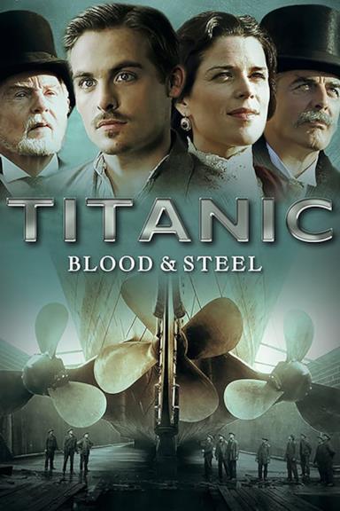 Poster Titanic - Nascita di una leggenda