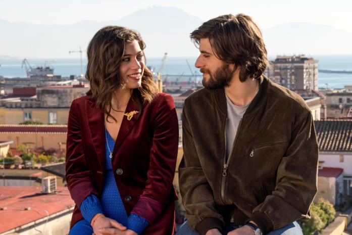 Angelo Spagnoletti e Cristina Cappelli in Generazione 56K