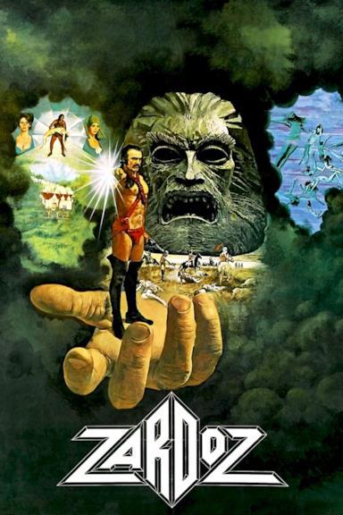 Poster Zardoz