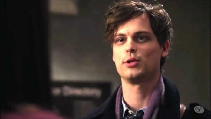 Criminal Minds agente speciale Reid