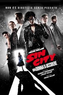 Poster Sin City - Una donna per cui uccidere
