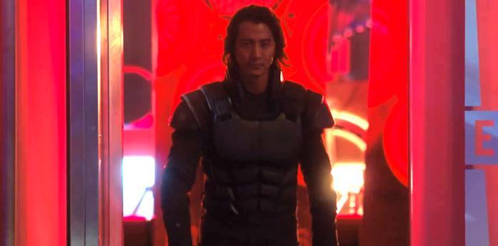 Takeschi Kovacs, spazio alla sua custodia originale nella seconda stagione