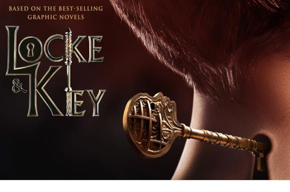 Locke & Key: poster Netflix