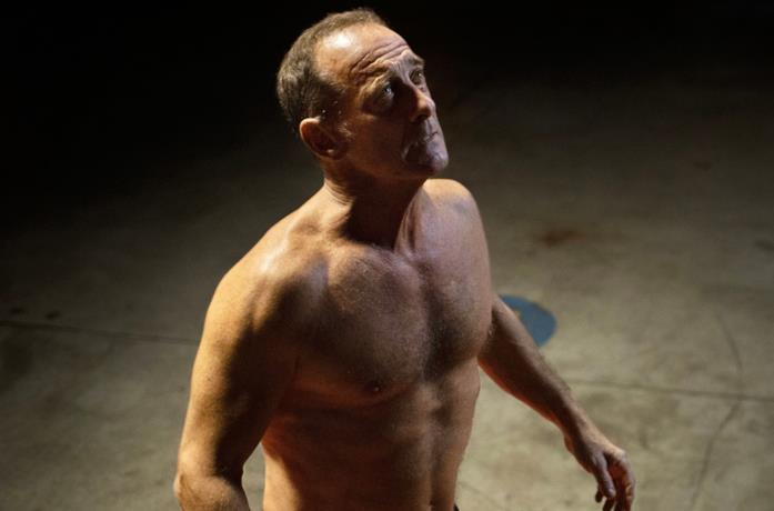 Vincent Lindon nudo