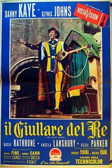 Poster Il giullare del re