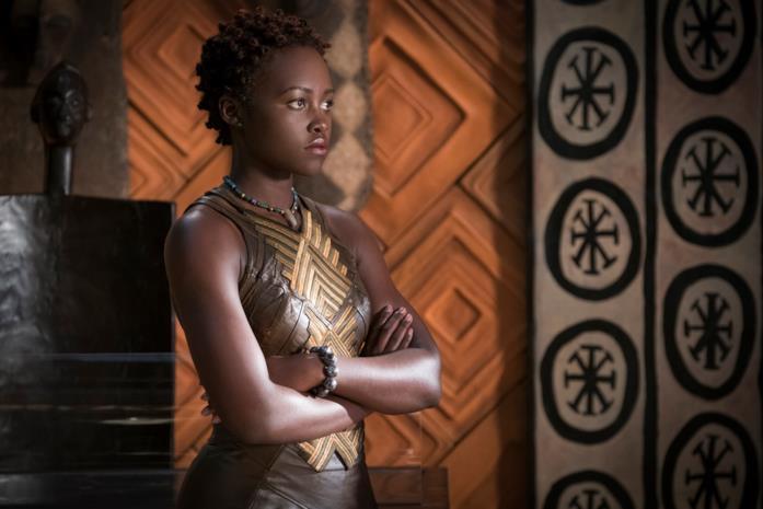 Lupita Nyong'o interpreta Nakia in Black Panther