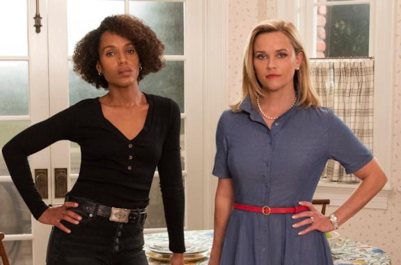 Kerry Washington e Reese Witherspoon