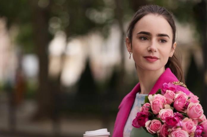 Emily in Paris: la protagonista della serie