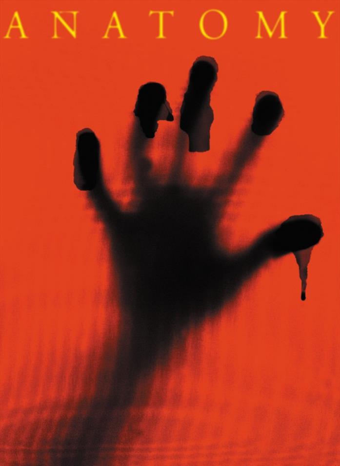 Il poster del film Anatomy