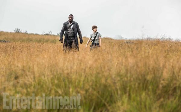 La Torre Nera, Idris Elba e Tom Taylor