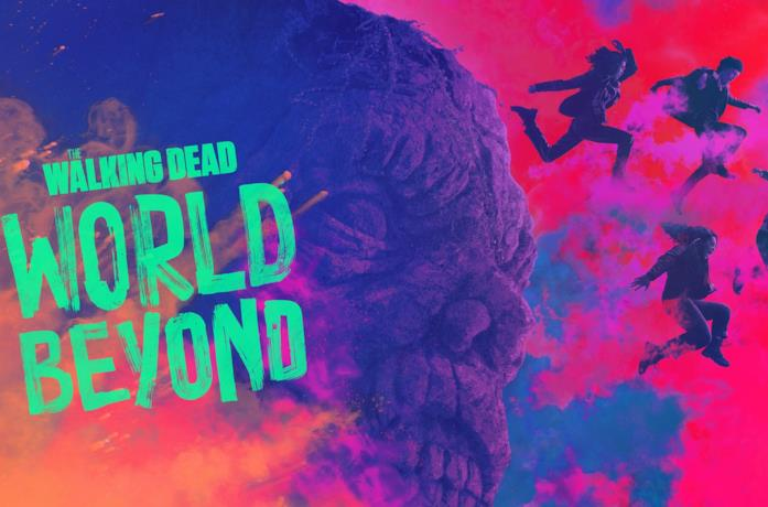 Il poster di The Walking Dead: World Beyond