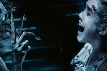 Il demone delle chiavi è una delle creature interpretate da Javier Botet
