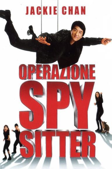 Poster Operazione spy sitter
