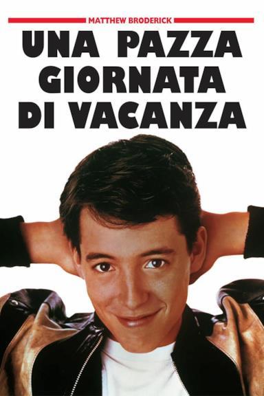 Poster Una pazza giornata di vacanza