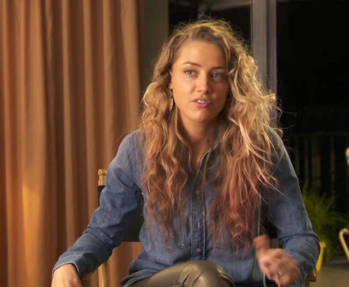 Una scena di Magic Mike XXL con Amber Heard