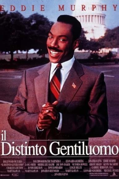 Poster Il distinto gentiluomo