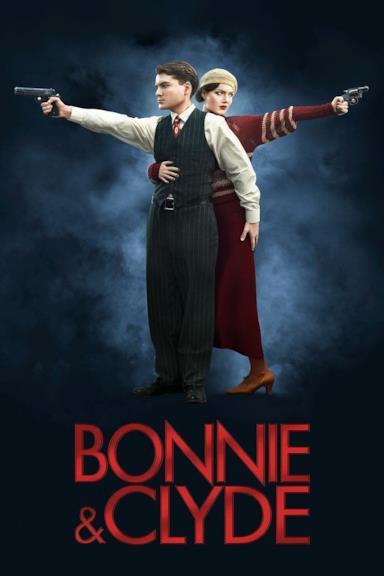 Poster Bonnie & Clyde
