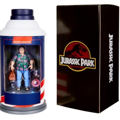 Jurassic Park Barbasol Dennis Nedry Action Figure