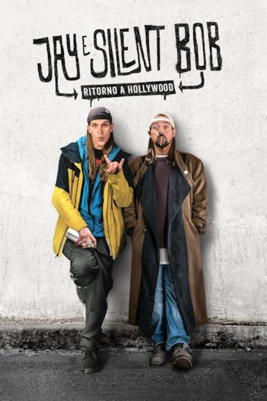 Poster Jay e Silent Bob - Ritorno a Hollywood