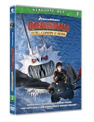 Dragon Trainer: Oltre I Confini Di Berk - Stagione 2  (2 DVD)
