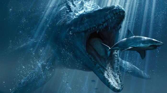 Il Mosasauro tornerà in Dominion
