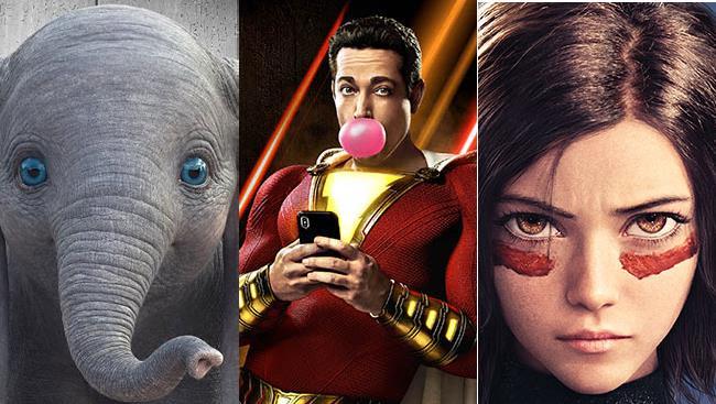 Tre film per ragazzi più attesi del 2019
