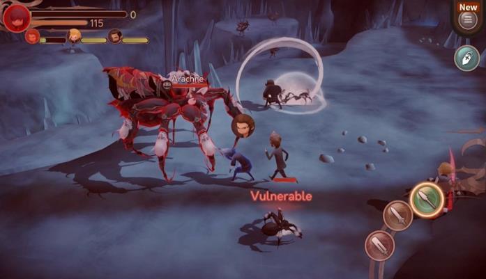 Final Fantasy XV: Pocket Edition per dispositivi iOS e Android