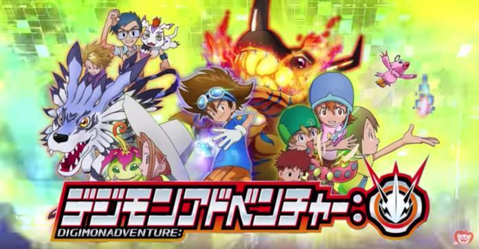 Digimon Adventure Reboot