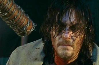 Norman Reedus nei panni di Daryl Dixon