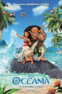 Poster Oceania
