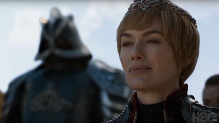 GoT 8x04: Cersei e la Montagna ad Approdo del Re