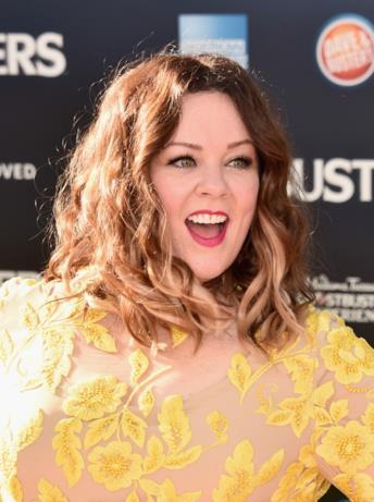Melissa McCarthy premiere Ghostbusters, Los Angeles