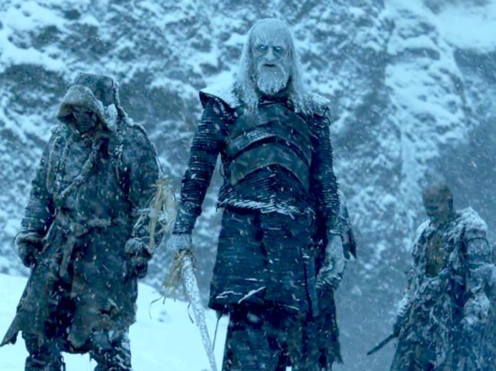 Gli Estranei in Game of Thrones